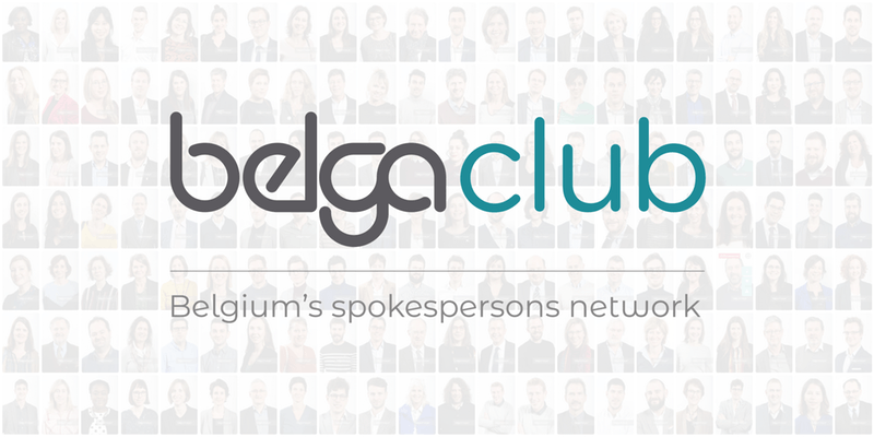 Belga Club, Belgium's spokespersons network