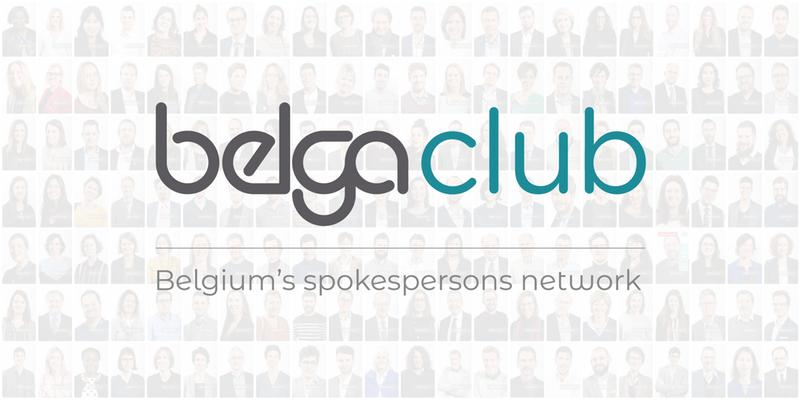 Belga Club, Belgium's spokespersons network